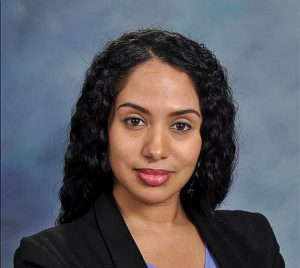 Alicia D'Alimonte –  BA Psychology Hon