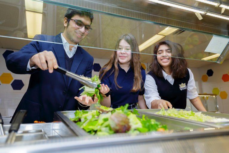 RCAS Healthy Food