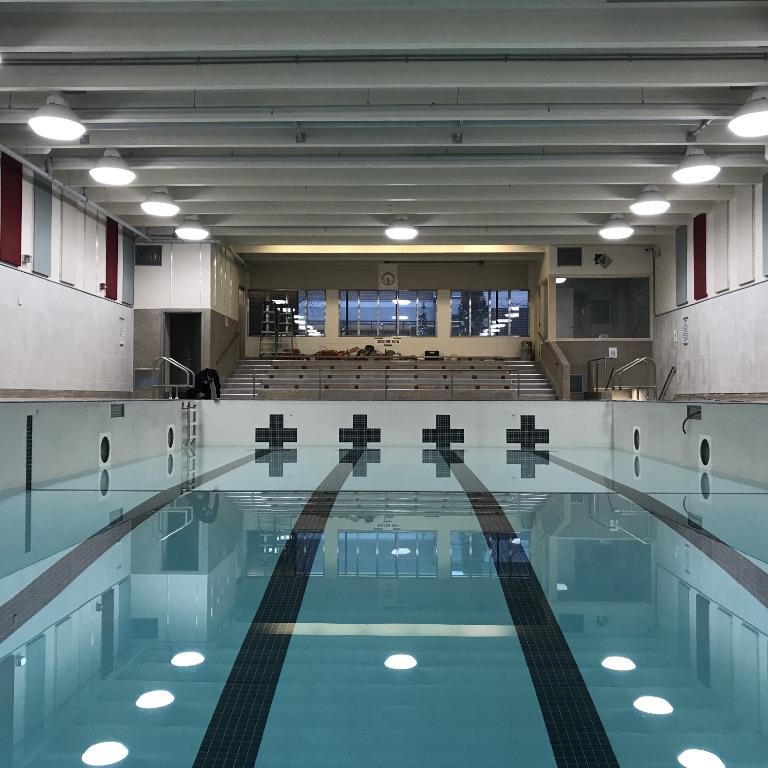 RCAS Swimming Pool